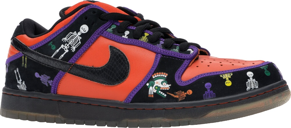 Nike Dunk Sb Day Of The Dead