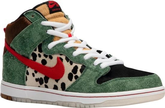 Nike Dunk Sb High Dog Walkers