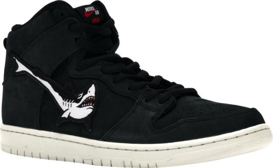 Nike Dunk Sb High Oski Shrak