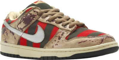 Nike Dunk Sb Low Freddy Krueger