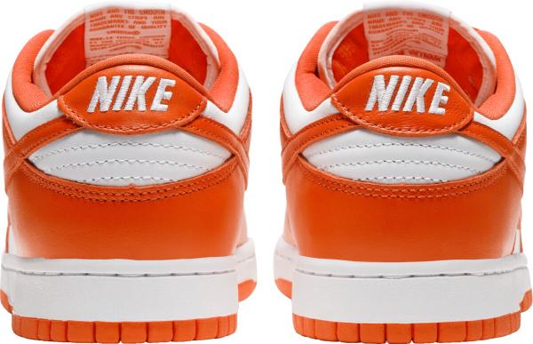 Nike Dunk Sb Low Orange White