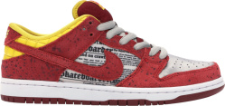 Nike Dunk Sb Low Rukus Crawfish