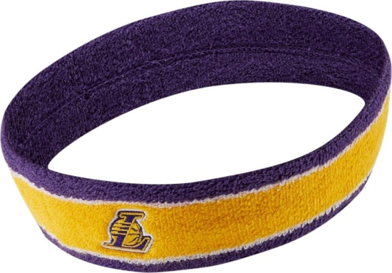 Nike La Lakers Headband