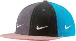 Multicolor Corduroy Hat