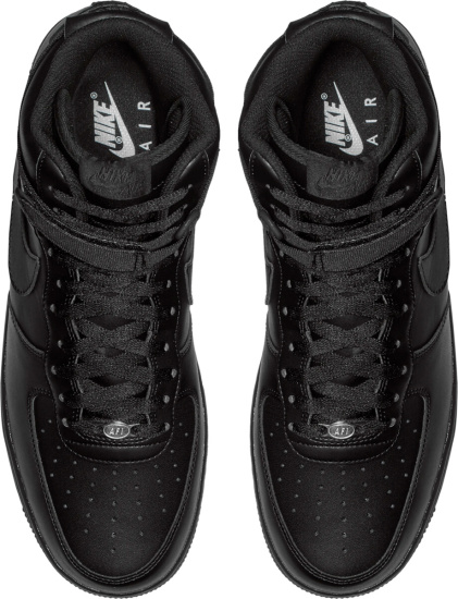 Nike Nike Air Force 1 07 High With Strap