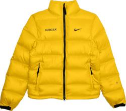Nike Nocta Yellow Puffer Jacket