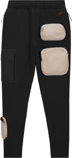 Nike Nrg Ag X Travis Scott Black Cargo Sweatpants