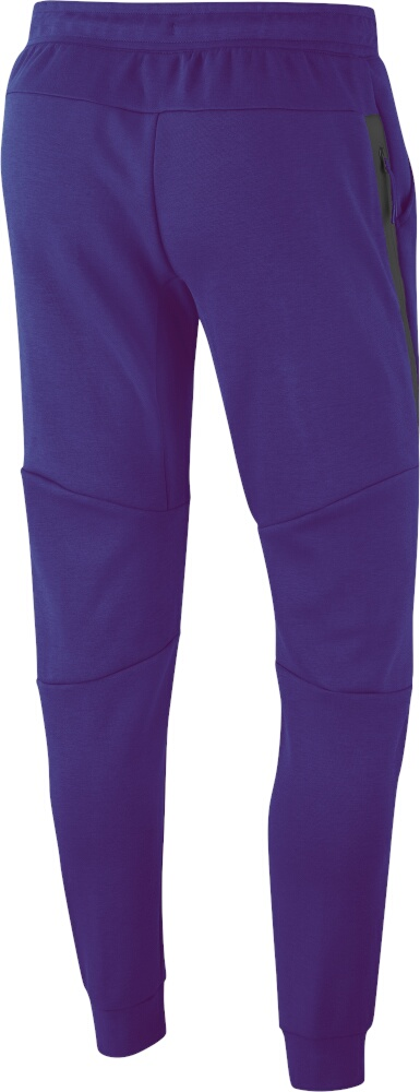 Nike Purple And Black Joggers