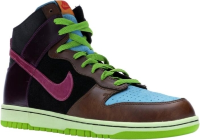 Nike Sb Dunk Hi Nl 'undefeated' Sneakers