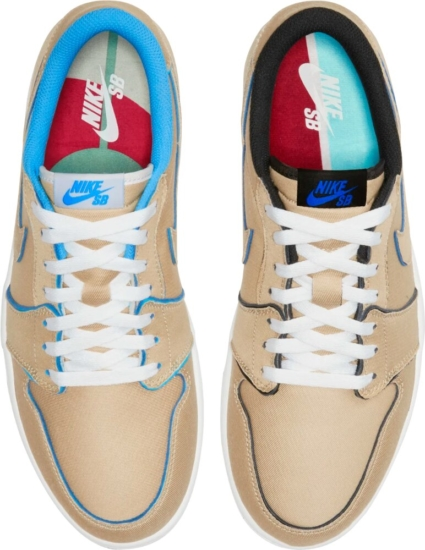 Nike Sb Air Desert Ore