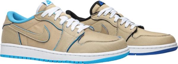 Nike Sb Air Jordan 1 Low Desert Ore Low