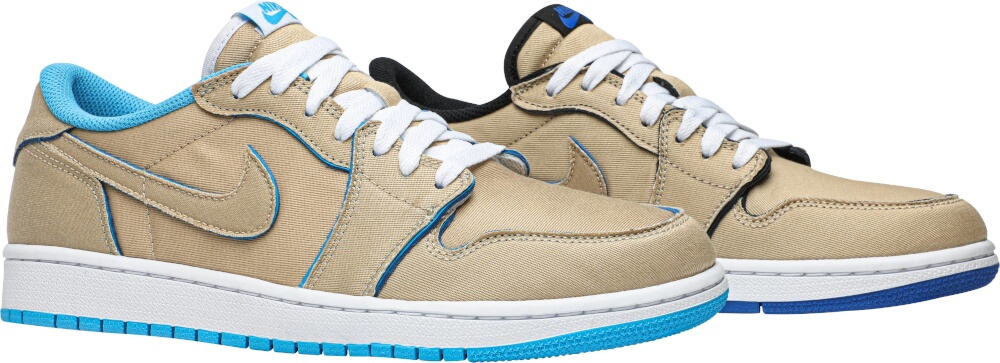 Nike Sb Air Jordan 1 Low Desert Ore Low