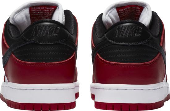 Nike Sb Dunk Low J Pack Chicago