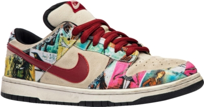 Nike Sb Dunk Low Paris Sneakers