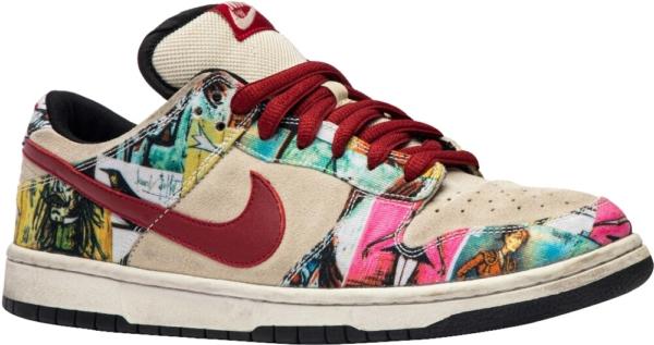 Nike Sb Dunk Low Paris Sneakers