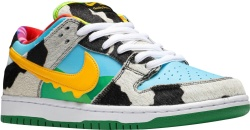 Nike Sb Dunk Low X Ben Jerry Chunky Dunky