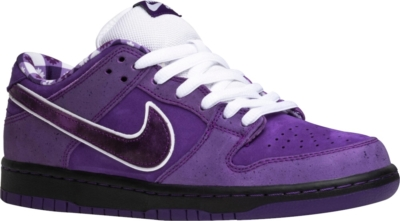 Nike Sb Dunk Purple Lobster Sneakers