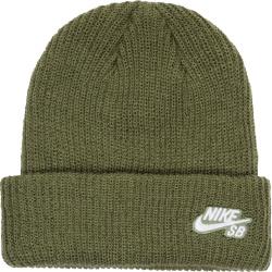 Nike Sb Olive Fisherman Beanie