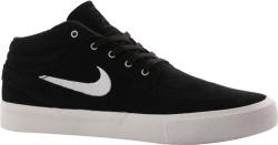 Zoom SB Black Mid 'Janoski' Sneakers