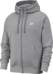 Nike Sports Wear Grey Zip Hoodie