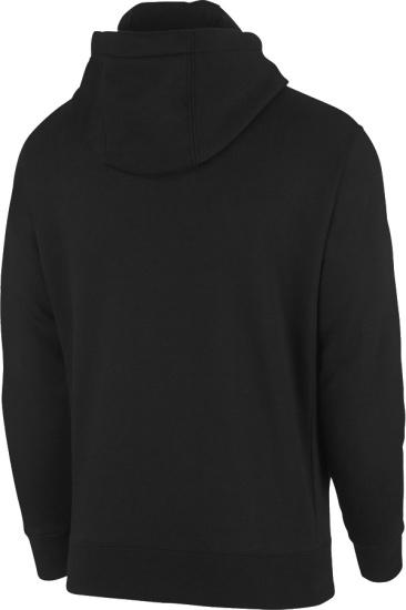 Nike Sportswear Club Black Zip Hoodie