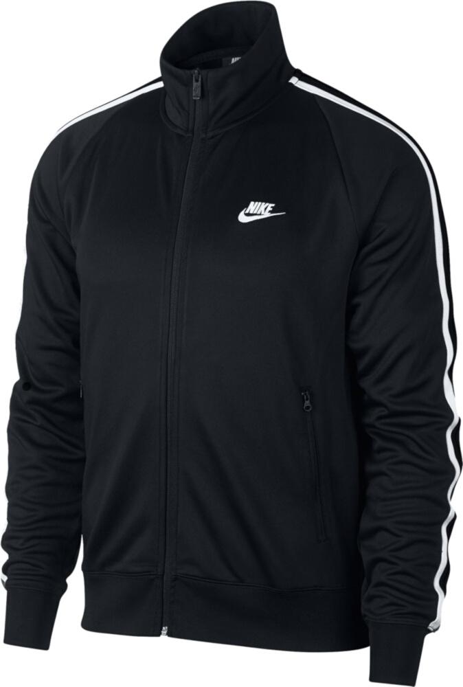 Nike Sportswear N98 Black Track Jacket
