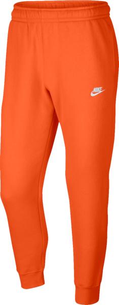 Nike Sportswear Orange Fleece Club Joggers