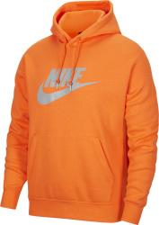 Nike Sportswear Orange Hoodie Cu4373 837