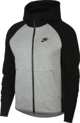 Black & Grey Zip Hoodie