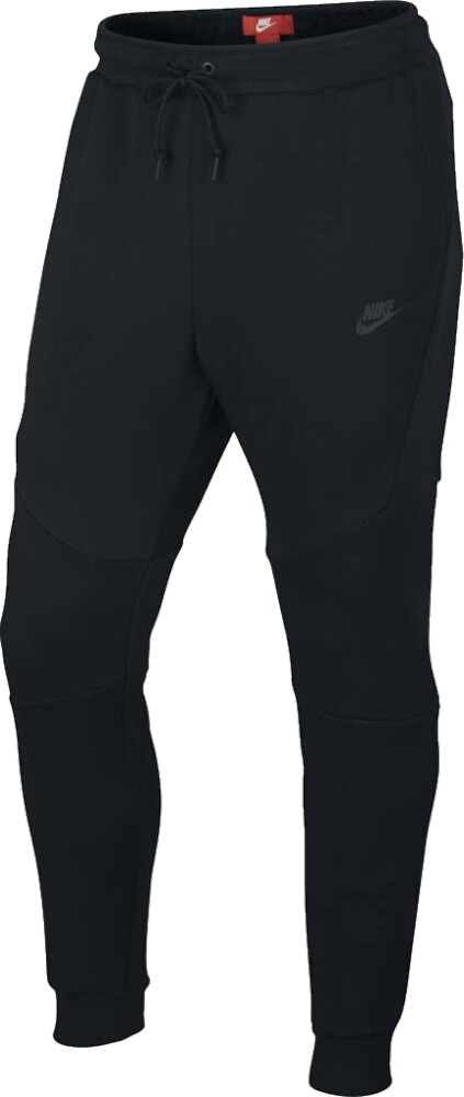 Nike Sportswear Tech Black Fleece Joggers