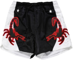 Nike Thai Scorpion Patch Boxing Shorts