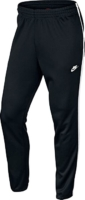 Sportswear Black Track Pants