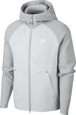 Nike Two Tone Grey Tech Hoodie