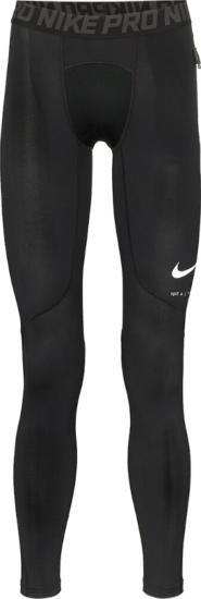 Nike X 1017 Alyx 9sm Black Tights