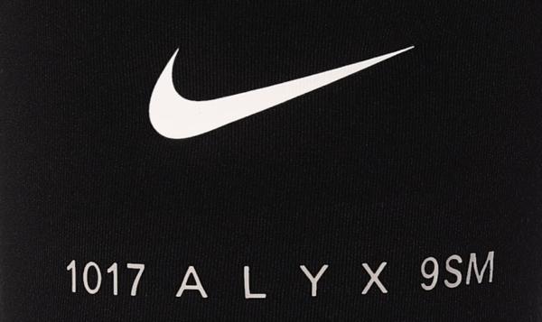 Nike X Alyx Black Leggings Mens