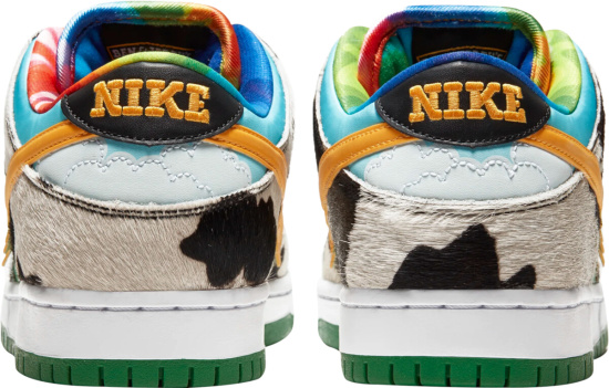 Nike X Ben And Jerrys Multicolor Sneakers