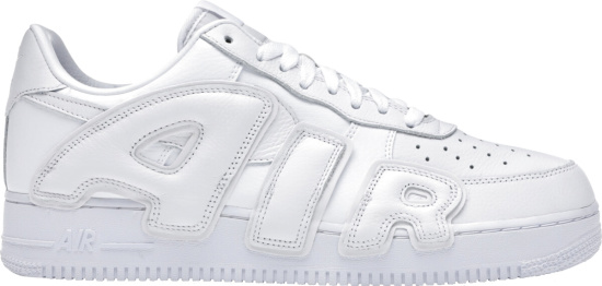 Nike X Cactus Plant Flea Market White Air Force 1s