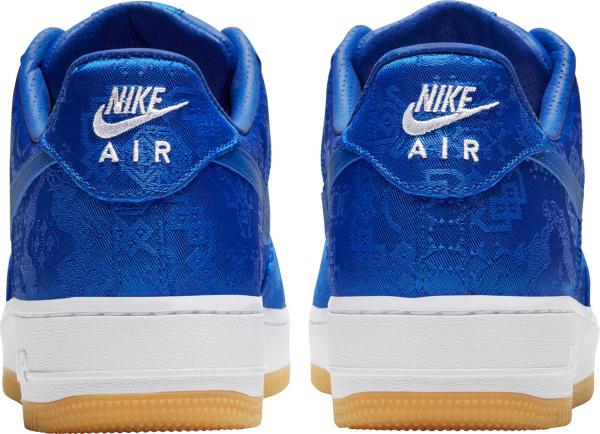 Nike X Clot Air Force 1 Low Silk Sneakers