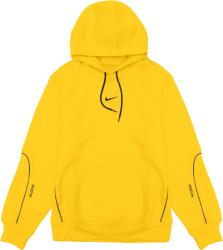 Nike X Drake Yellow Hoodie