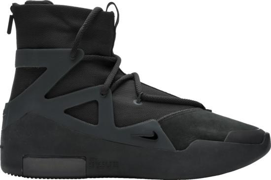 Nike X Fear Of God Triple Black
