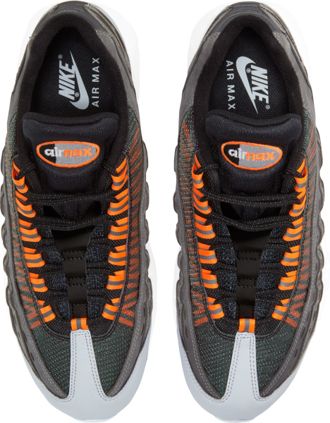 Nike X Kim Jones Air Max 95 Total Orange