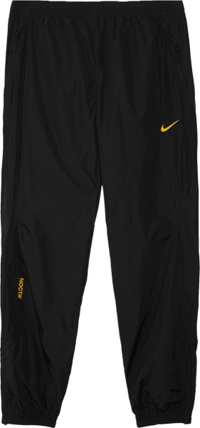 Nike X Nochta Drake Black Trackpants