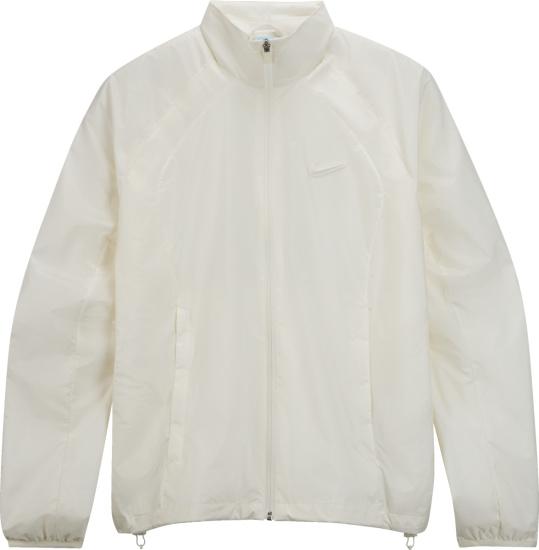 Nike X Nocta Golf White Track Jacket Dm7295 133