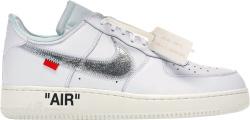 Nike X Off White Comples Con White