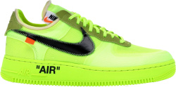 Nike Air Force 1 Low x Off-White 'Volt'