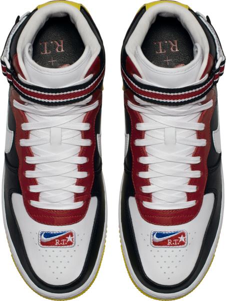 Nike X Ricardo Tasci Black High Top Sneakers