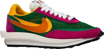 Nike X Sacai Pine Green Sneakers