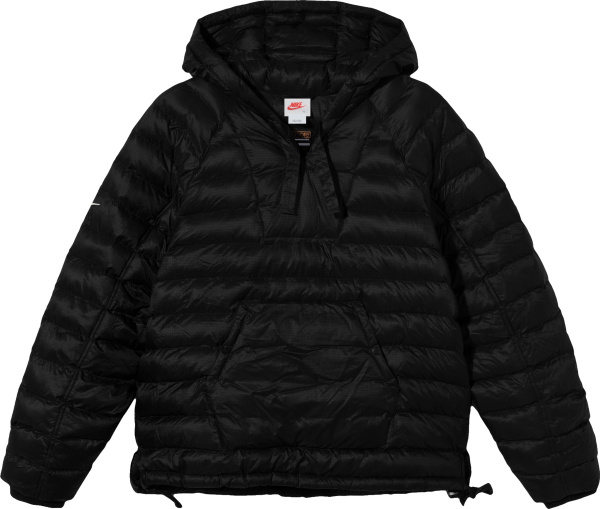 Nike X Stussey Black Insulated Jacket