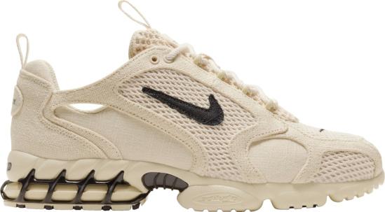 Nike X Stussy Air Zoom Cage 2 Sneakers
