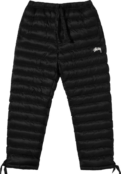 Nike X Stussy Black Insulated Pants